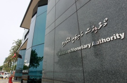 Maldives Monetary Authority (MMA) in the capital city of Male'. PHOTO: MIHAARU