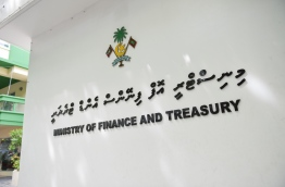 Ministry of Finance records first half recurrent cost at MVR 9 billion. PHOTO: MIHAARU.