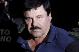 "FILE PHOTO: Joaquin ""El Chapo"" Guzman"