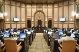 MP's participating in a parliamentary session, PHOTO: PARLIAMENT.