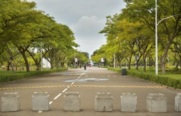 Hulhumale central park