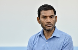 Mohamed Shafy is appointed by the Volleyball Association of Maldives as their General Secretary. PHOTO: NISHAN ALI/MIHAARU