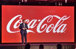 Coca-cola mobile application launching event
