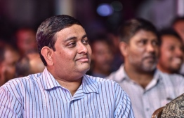Dr. Shainee attending a PPM gathering. PHOTO: HUSSAIN WAHEED / MIHAARU