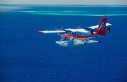 TMA is the largest seaplane operator in the world. Photo: Mihaaru