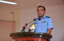 Police Press - Ahmed Shifan