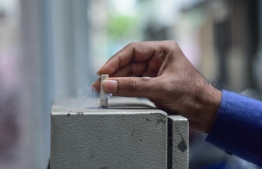 Maldives spends MVR 1.6 billion on tobacco products annually. PHOTO: MIHAARU