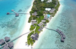 Loama Resort  in Maldives. PHOTO/LOAMA RESORT