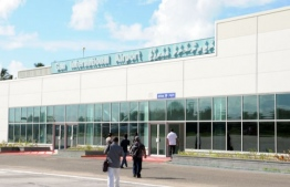 Gan International Airport in S.Gan. FILE PHOTO/MIHAARU