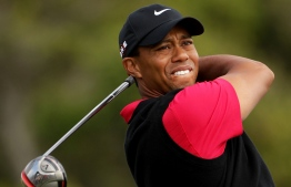 PEBBLE BEACH, CA - JUNE 20:  Tiger Woods watches a tee shot during the final round of the 110th U.S. Open at Pebble Beach Golf Links on June 20, 2010 in Pebble Beach, California.  (Photo by Andrew Redington/Getty Images)