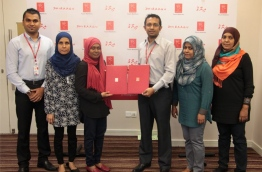 Dhiraagu signs up as the telecom partner for international health sector conference. PHOTO/DHIRAAGU