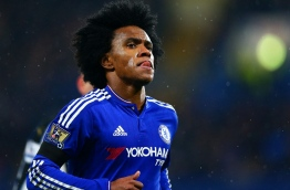 Willian, who has scored 19 goals in 140 appearances, had been linked with a possible big money reunion with former Chelsea boss Jose Mourinho at Manchester United. PHOTO/INDEPENDENT.CO.UK