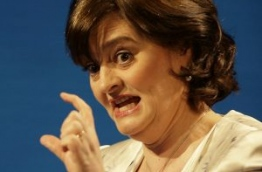 Cherie Blair's Omnia Strategy had accepted fees from a private Maldives company now linked to the largest embezzlement of state funds in history. PHOTO/HUFFINGTON POST