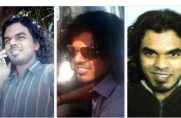 Maldives Independent journalist Ahmed Rilwan. He went missing on August 8, 2014.