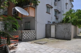 A flat in reclaimed suburb Hulhumale. PHOTO/HDC