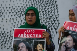 Rilwan's friends and family have continued to allege a government cover-up over the missing journalist.