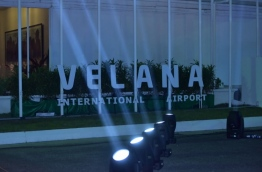 INIA rebranded as Velana International Airport from January 1, 2017. PHOTO: MOHAMED SHARUHAAN/MIHAARU