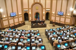 Members of Parliament during a sitting. PHOTO/MAJLIS