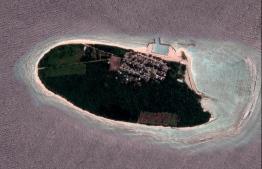 Satellite image of R.Fainu