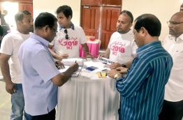 During the campaign held to increase PPM membership