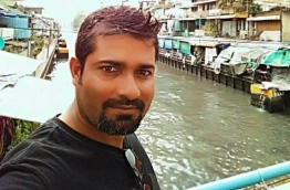 Former local actor Ali Ahmed: he was found dead after an overdose.