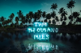 Two Thousand Isles: (Re) Discovering Maldives - a collaborative project by photographer Aishath Naj and journalist Daniel Bosley in partnership with Mihaaru. PHOTO/AISHATH NAJ