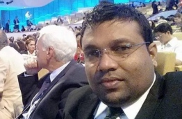 Ministry of Education's Senior Policy Executive Ibrahim Haneef. PHOTO:Facebook