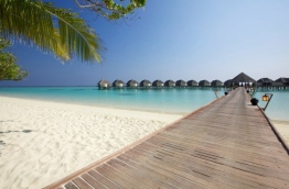 Kanuhura Maldives resort in Lhaviyani atoll: the resort has been relaunched after a USD 42 million revamp.