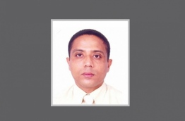 Ahmed Sofwan: the personal assistant of Former President Maumoon is wanted by Police in connection to an ongoing investigation. PHOTO/POLICE