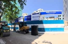 The land plot of former Odion Cinema, which was awarded to Tata Housing for luxury flat development; the government has decided to terminate the contract. PHOTO/MIHAARU