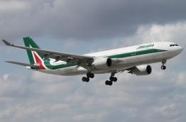 An aircraft of Alitalia. PHOTO: TIS MEYER/PLANEPICS.ORG