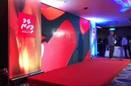 Launching of Mihaaru Awards in Hotel Jen. PHOTO: NISHAN ALI/MIHAARU