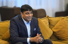 Ooredoo Maldives' Managing Director and former CEO Vikram Sinha. PHOTO/OOREDOO