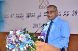 Abdul Shukoor Abdulla, the former managing director of STELCO. FILE PHOTO/MIHAARU