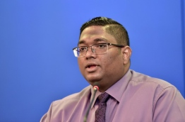 Attorney General Mohamed Anil. FILE PHOTO/MIHAARU