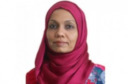 Neeza Imad, the assistant governor of MMA
