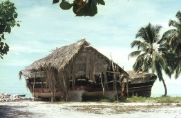 Vedis laid up - picture believed to be from the 1960's.