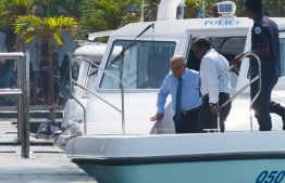 Maumoon summoned to court
