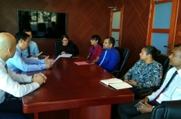 Meeting with Chinese ambassador and tourism minister