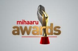 The logo of Mihaaru Awards. PHOTO/MIHAARU