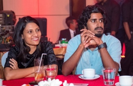 Paradise Island Resort, May 5, 2018: Invitees at the Mihaaru Awards. PHOTO/IMAGES.MV