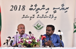 ELECTIONS COMMISSION  PRESS CONFERENCE