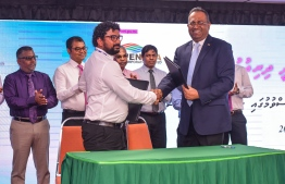 Fenaka Corporation signs the agreement with Sri Lankan company 'Haycarb Private Limited