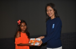 "UNDP DHIRAAGU ""A film for a change"" short movie competition"