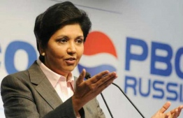 PepsiCo CEO and Chairman Indra Krishnamurthy Nooyi will step down on October 3, after a 12-year stint. PHOTO: TMN