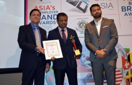 Ooredoo's wins multiple accolades at Asia's Best Employer Branding Awards 2018. PHOTO/OOREDOO