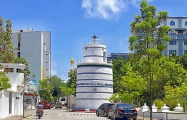 Hukuru Miskiyy Munnaaru (Friday Mosque Minaret) in 2018 - PHOTO: SOCIAL MEDIA
