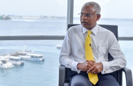 President-Elect Ibrahim Mohamed Solih. PHOTO/MIHAARU