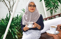 Shafeea Riza, Lawyer and Co-Founder of Family Legal Clinic, sits with The Edition for an exclusive interview about the initiative, its founding and efforts, and what lies ahead. PHOTO:  HAWWA AMAANY ABDULLA / THE EDITION