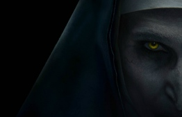 "Horror movie ""The Nun,"" a spinoff from ""The Conjuring"" series is the latest box office win for Warner Bros. PHOTO: THE NUN / WARNER BROS."